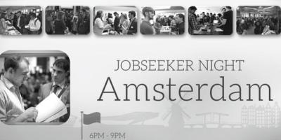 amsterdam jobseeker night spring