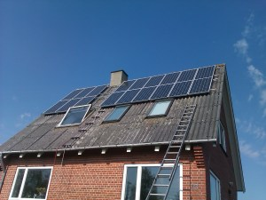 spar el med selvforsyning fra solceller