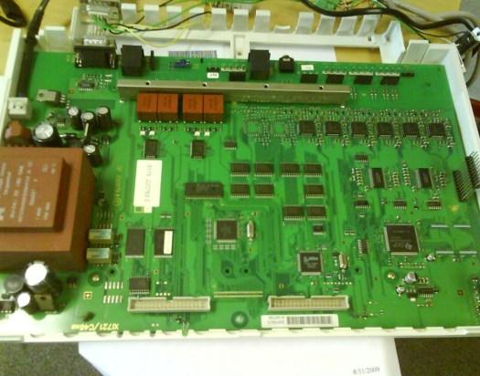 elmeg 46 analog telefon central
