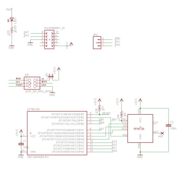 openenergymonitor rasperry pi RF shield