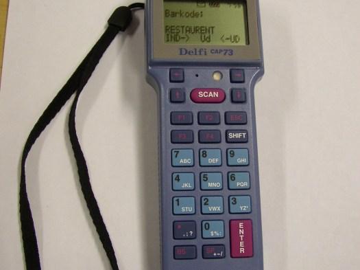 ad konverteren på arduino gør det let at måle spænding