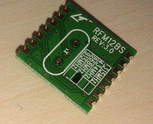 rf modul 433 mhz