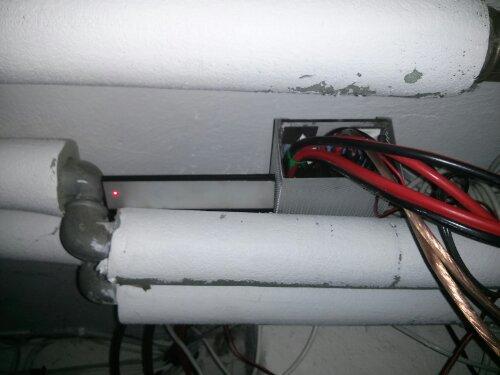 nabduino og offgrid strømforsyning