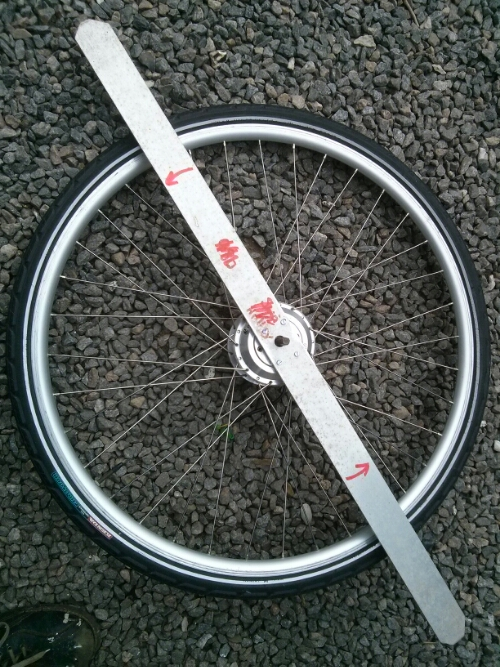 hub motor elcykel værktøj
