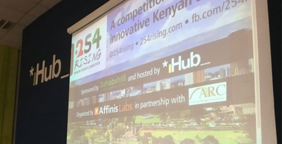 Deliverus wins the +254 Rising Entrepreneurship Competition