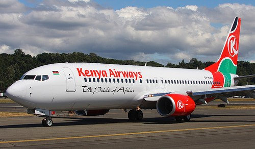 Equitel users can now buy KQ air tickets