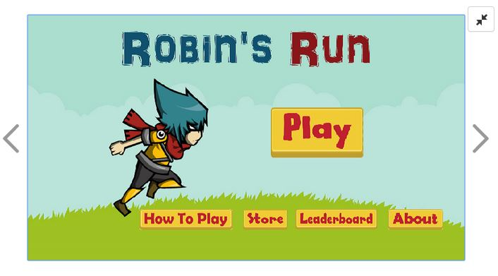 Robin's run