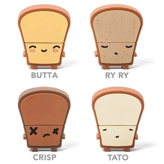 toaster usb hub toast flash drives 2