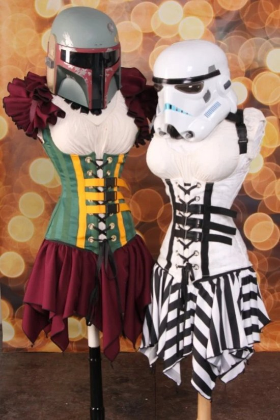 Star Wars Corsets