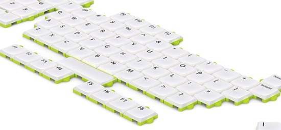modular keyboard