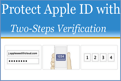 Protect Apple ID with Two-Step Verification