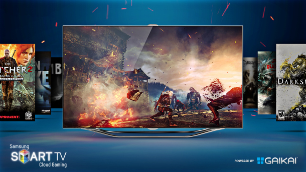 Samsung to have their own Cloud Gaming Service