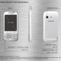 Samsung set to release Galaxy Chat in Europe