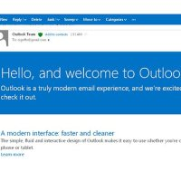 Hotmail became hot when it became Outlook