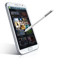 Samsung Galaxy Note 2, where the pen is mightier than a touch
