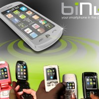"BiNu lets you use apps on your ""dumb"" phones"