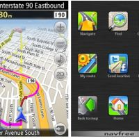 Navfree GPS navigator for Android