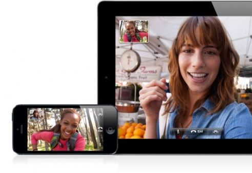 Verizon Wireless FaceTime