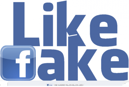 Fake Likes on facebook