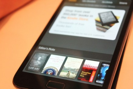Amazon collaborates with Google for the new Kindle Fire