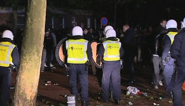 Accidental Facebook party invite leads to rioting in a Dutch town