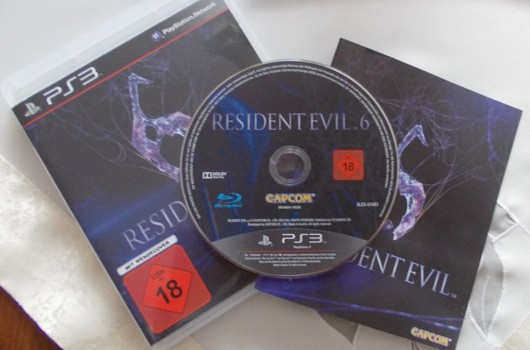 Resident Evil 6 leak in Poland