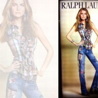 Ralph Lauren, Boing Boing fight over ad