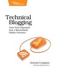 Technical Blogging Book