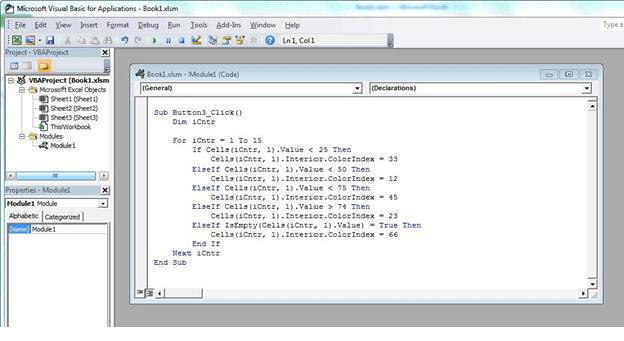 VBA Programming for Beginners
