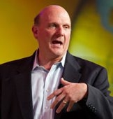 Ballmer: Microsoft wasted time on Vista