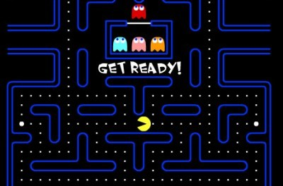 The Return of Pac Man-Thanks to Google
