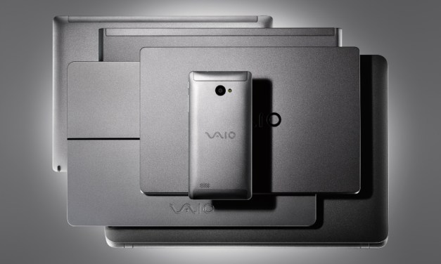 VAIO Announces Phone Biz with Windows 10 Mobile