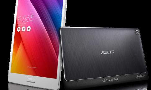 ASUS ZenPad8.0が電源つかなくて死んだ・・と思ったら、なんとか生き返った!