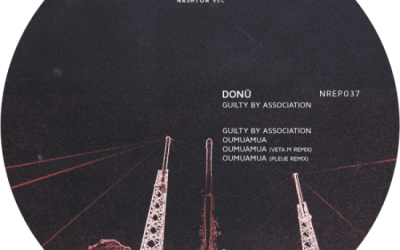 Chronique : Donü – Guilty by Association EP
