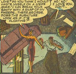 weird woman mutant