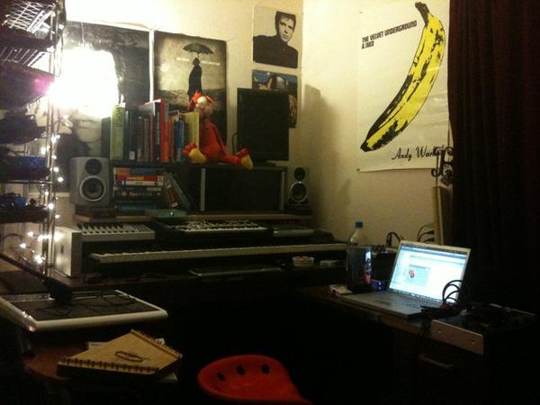 red state soundsystem studio