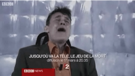 French torture TV show