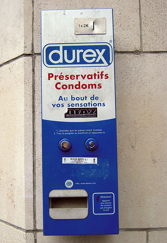 Durex machine