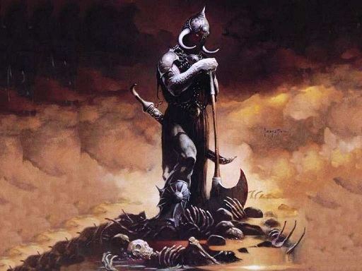 Frank Frazetta's Death Dealer
