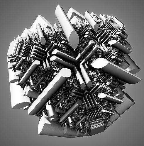 3D Fractal Engine
