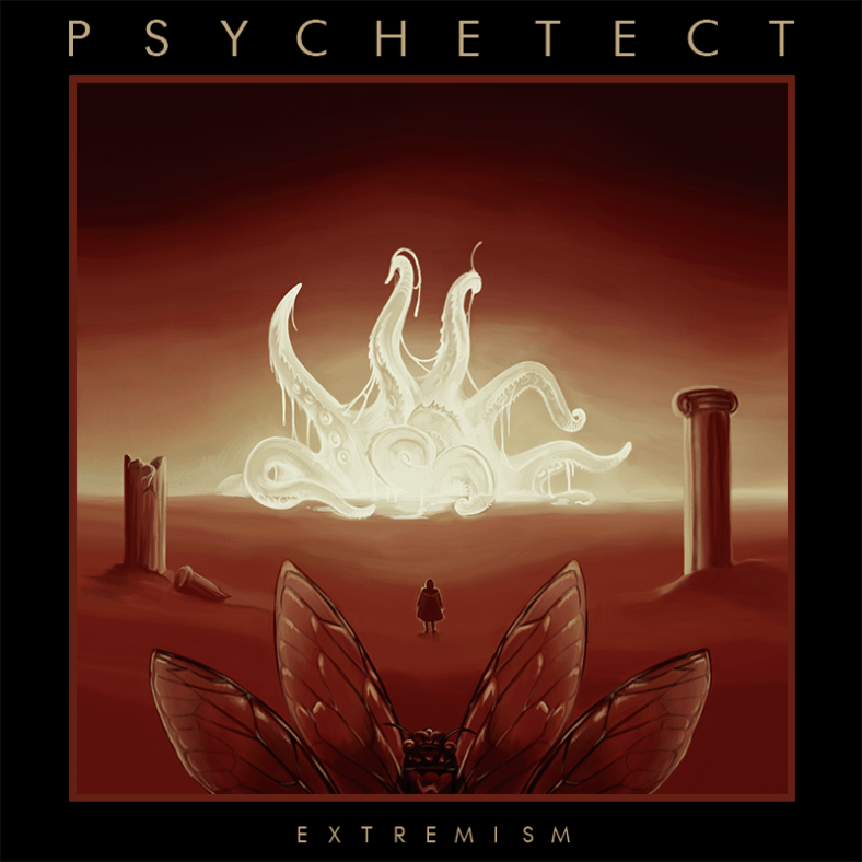 Psychetect: Extremism cover art