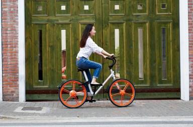 Mobike rider 02