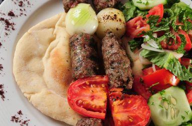 7307495 - shish kebab.