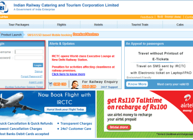 How To Create New Account on IRCTC – Registration and Signup Process