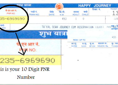 Ready to Explore India? Did Your Travel Agent Told About PNR Status