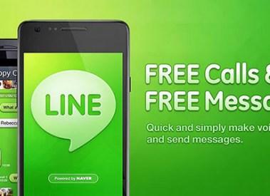 Download Line App for Nokia Asha 305,306,308,309,310,311, 5233 and E71