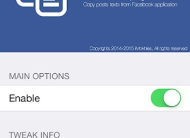 How to Copy Text from Facebook App on Android, Iphone and Windows Phone