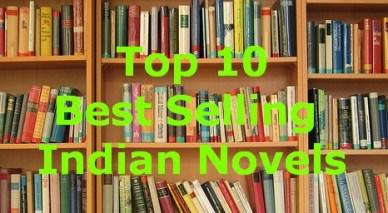 top 10 best selling indian novels