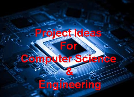 Undergraduate Computer Science Project Suggestion?