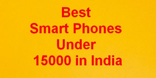 best mobiles under 15000 in india